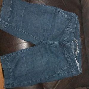 Knee Length AE Shorts